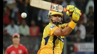 IPL 7: Suresh Raina at his best vs Punjab - IANS India Videos
