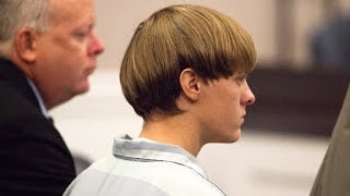 Dylann Roof fidgety as guilty verdict read