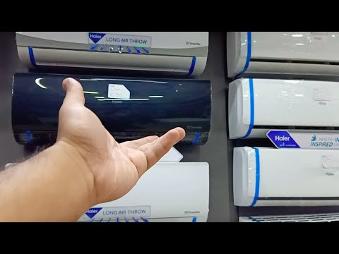 Haier Ac Review Best Inverter Ac In Pakistan 2020 Haier 1 5 Ton Inverter Ac Price In Pakistan Youtube