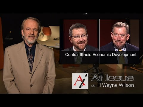 At Issue #3019 - Central Illinois Economic Development