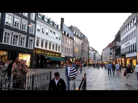 Copenhagen, city centre