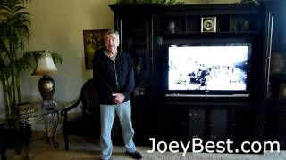 Customer Jim's Testimonial On Av Joey Best Audio / Video Flat Screen Tv Installation Carlsbad Ca