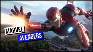 Gameplay zapowiada się lepiej niż myślałem | Marvel Avengers