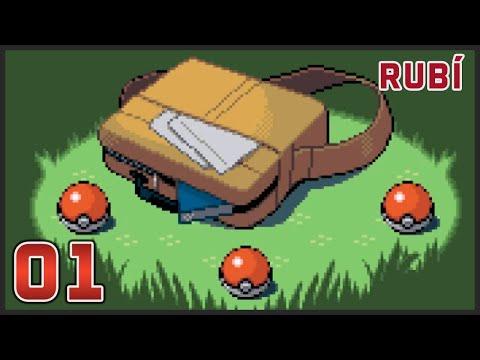 Pokémon Rubí Capítulo 1 - Zigzagoon la nueva sensación de Hoenn