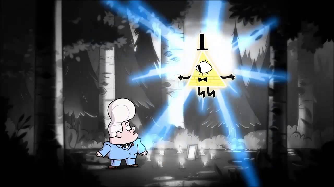Gravity Falls Anime Wallpaper Gravity Falls Bill Cipher Multilanguage Youtube
