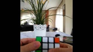 Rubik küp 4x4 nasıl yapilir part 3