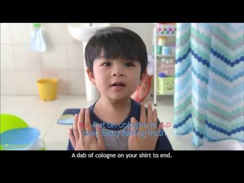 JOHNSON'S® | How to Give Your Toddler a Bath