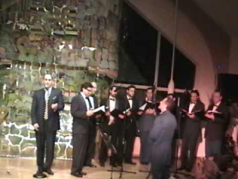 Cantor Netanel Hershtik - Sim Shalom