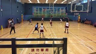 2017-18 學界常規賽文理(九龍)V.S.正覺第一節
