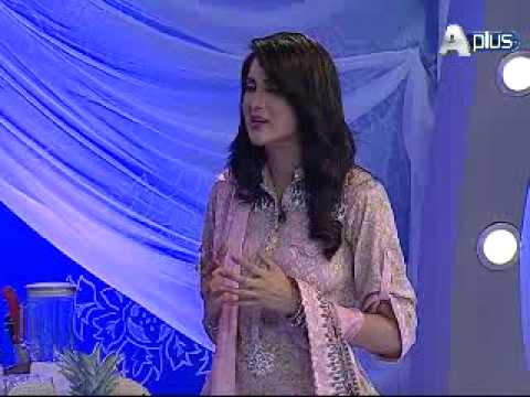 Chandani Batein Epi 7 Part 1/10 Guest : Sofia Mirza and Nadeem Abbas