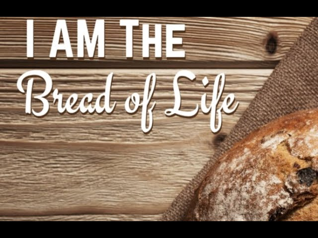 I Am The Bread of Life - Sunday Evening - May 24, 2020 - Pastor McEachron, Bro Hall, & Evang. Reeves