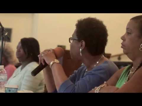 Ficklin Media Healing from Trauma Workshop Panel Excerpt Enola Aird