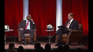 Clarence Thomas Remarks and Religion in Government