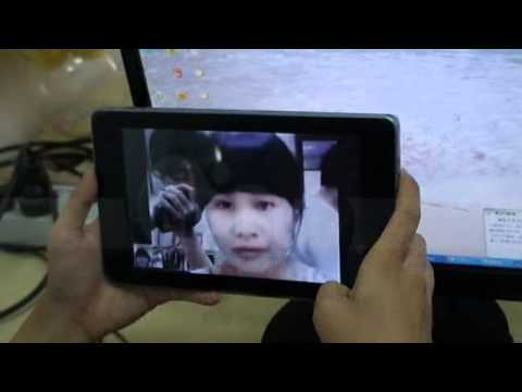 McBub - Best Android 2.3 Tablets Support Skype Video Chat