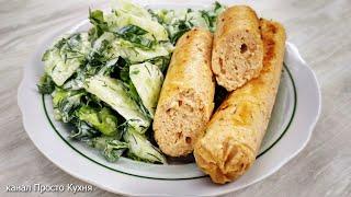 Готовим домашние СОСИСКИ - очень вкусно, быстро и просто! | Просто Кухня - Выпуск 186