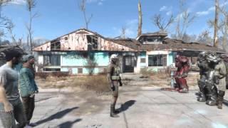 Fallout 4 Силовая броня T45, T60, T51