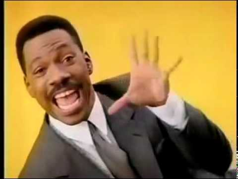 1990 Toyota Celica Commercial Featuring Eddie Murphy