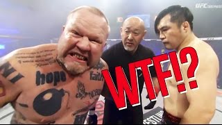 COCKY INSTANT WTF KARMA MMA PART IN 5