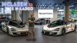 car collection worth over $20 MILLION in South Africa at Daytona / The Supercar Diaries