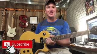 Epiphone Les Paul Special 2020 - TV Yellow