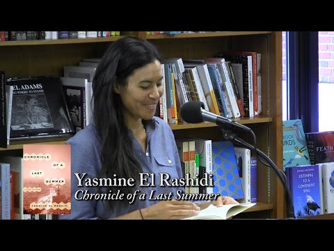 "Yasmine El Rashidi, ""Chronicle of a Last Summer"""