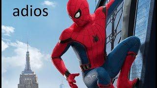 Spiderman se va de la mcu