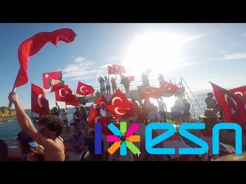 Amazing Erasmus İzmir - Traveling in Turkey 2017
