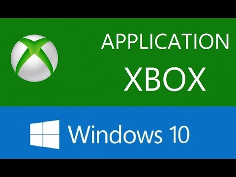 telecharger application xbox windows 10