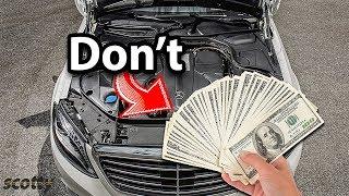 Never Flip Cars for Money