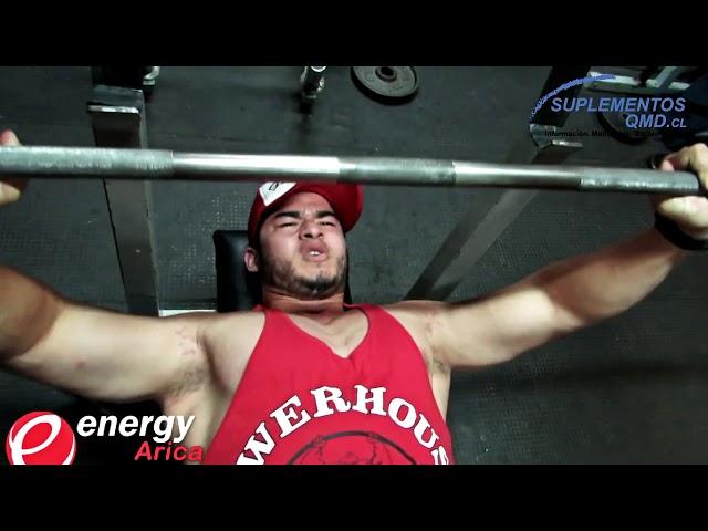 Carlos Silva Atleta IFBB   WORKOUT MOTIVATION 2014 #tbt