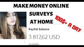 How To Make Money Online 2019 – **No skills/No money required**