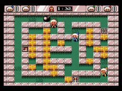 Bombaman Multiplayer (MSX)
