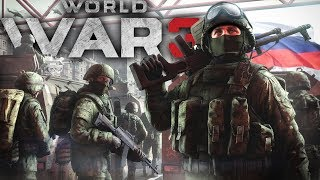 Effective WW3 Infantry Support - World War 3 Gameplay
