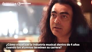 Entrevistas sobre Título Superior de Sonología en Jam session y Microfusa