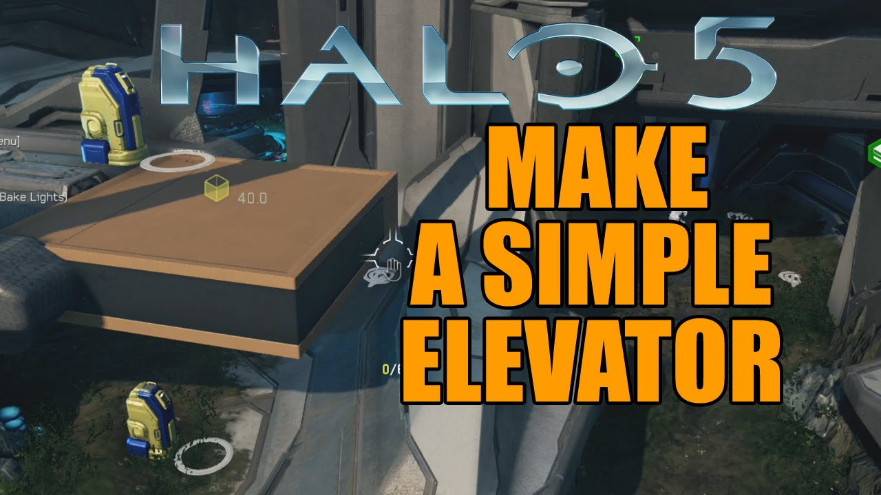 how to build an elevator