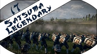 DESPERATE SASAYAMA - Satsuma (Legendary) - Total War: Shogun 2 - Fall of the Samurai - Ep.17!