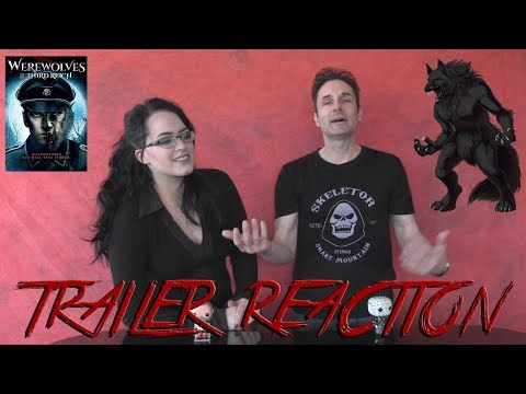 Werewolves of the 3rd Reich Trailer Reaction