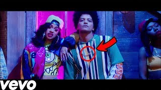 10 Things You Missed in Finesse by Cardi B & Bruno Mars (Official Music Video)