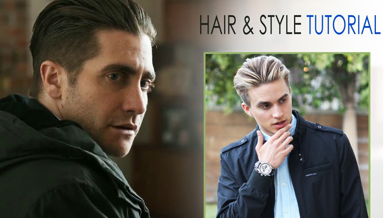 Jake Gyllenhaal Haircut And Style By Dre Drexler YouTube
