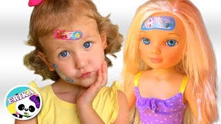 The Boo Boo Story from Erika   Toys and Erika