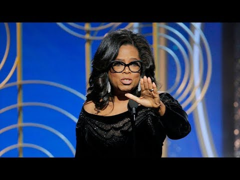 Why PRESIDENT OPRAH Could Really Happen And GOLDEN GLOBES 2017 Highlights | What's Trending Now!