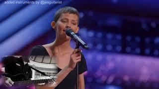 It's Ok - Nightbirde (Jane Marczewski) with added instruments | Chords in description