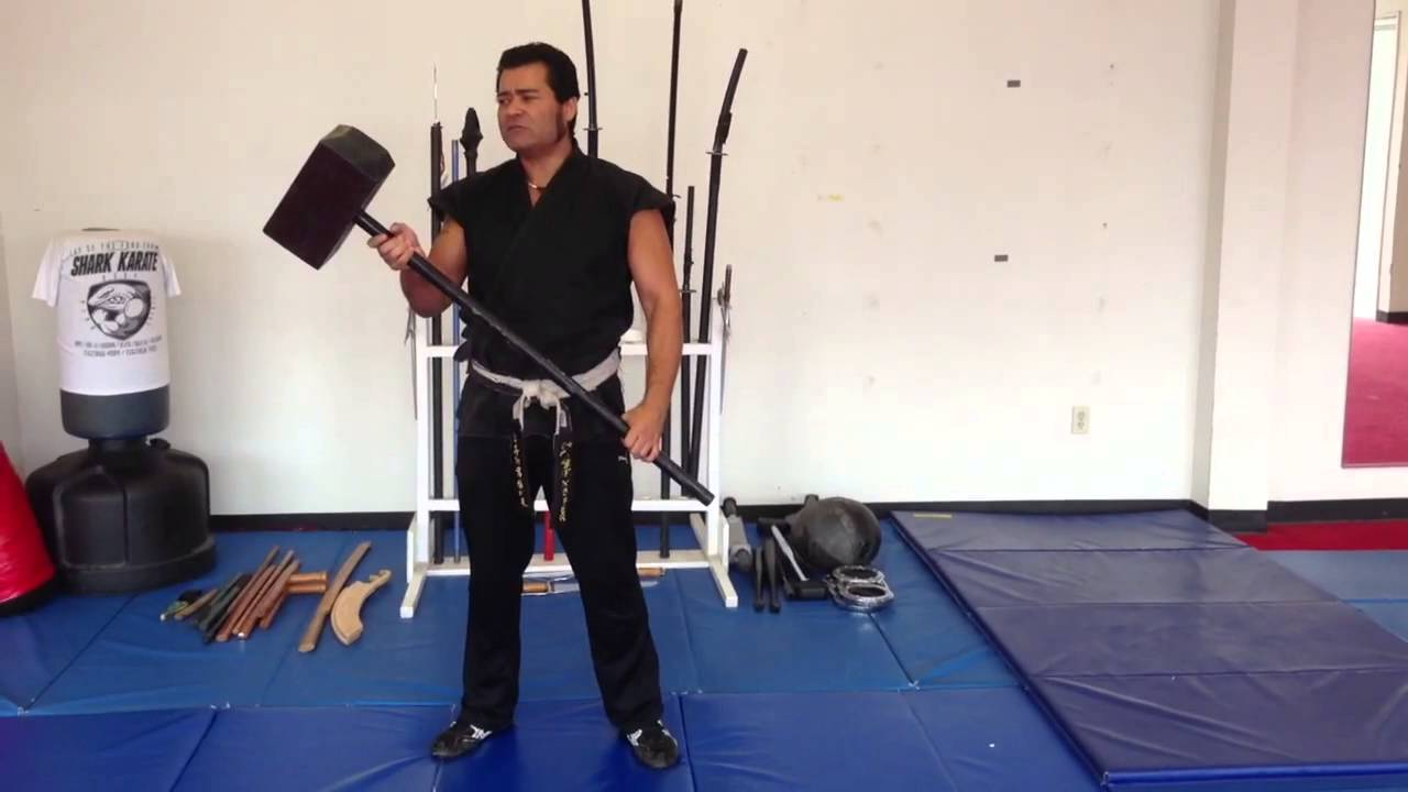 Kung Fu San Soo War Hammer Youtube