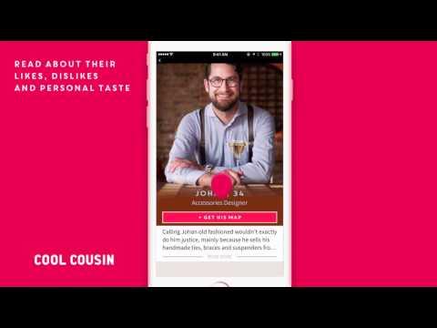 kissing cousins app