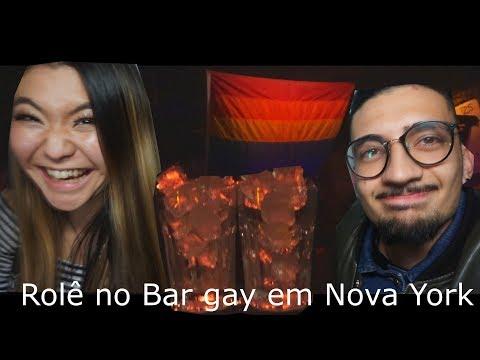 Rolê No Bar Gay Em Nova York Ft Patrick Lopes