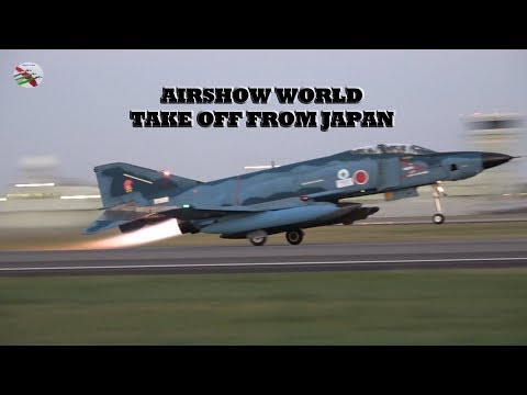 It's Take OFF - Our New Series From Japan - AIRSHOW WORLD