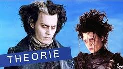 Edward mit den Scherenhänden ist Sweeney Todd! | Die Theorie zum Burton-Universum