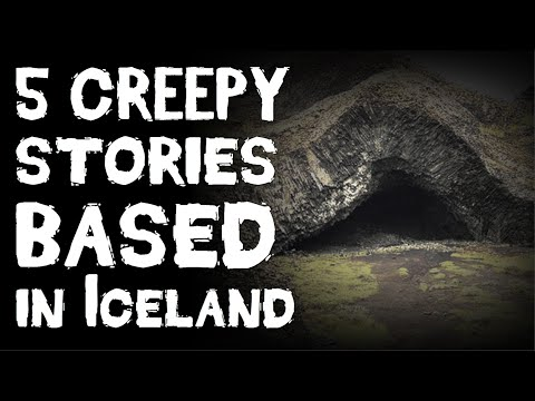 5 CREEPY Stories Based In Iceland