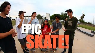 EPIC Game of Park SKATE