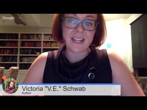 Read For Pixels 2016 (Fall Edition): V.E. Schwab Reading+Q&A Session